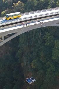 Bridge Tubing