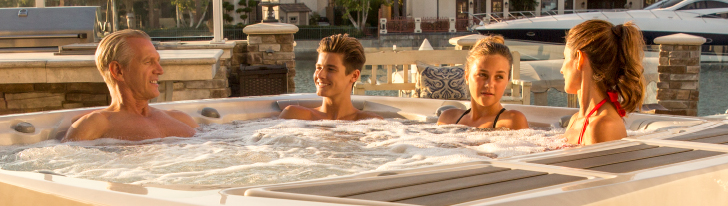 980 Series Hot Tub Spa