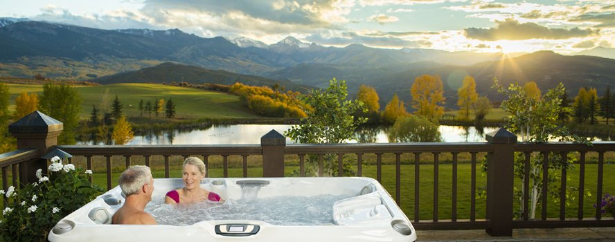 hot tub in utah